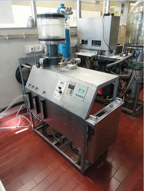 Thin Films Deposition And Characterization Laboratory Cefema
