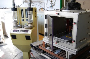 Laser powder (macro) deposition system @IST.